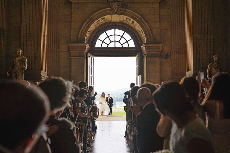 castle howard wedding photographer