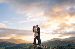Best Engagement photography Lake District, Cumbria
